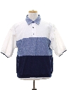 Mens Pullover Golf Style Shirt