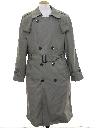 Mens Overcoat Trenchcoat Jacket