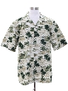 Mens Totally 80s Style Hawaiian Shirt
