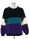 Mens Totally 80s Knit Shirt