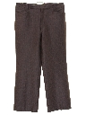 Mens Western Leisure Pants