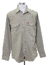 Mens Western Work Shirt
