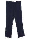 Mens Mod Flared Pants