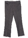 Mens Mod Flared Leisure Style Pants