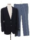 Mens Mod Combo Suit