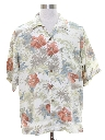 Mens Rayon Tommy Bahama Hawaiian Shirt