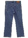 Mens Levis 517 Bootcut Flared Denim Jeans Pants