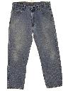Mens Grunge Levis 550 Jeans Pants