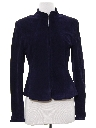 Womens/Girls Designer Suede Leather Jacket