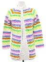 Womens/Girls Hippie Crochet Sweater