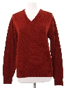 Womens V Neck Sweater