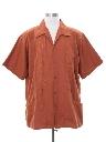 Mens Linen Guayabera Shirt