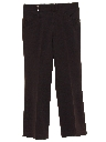 Mens Mod Leisure Style Flared Golf Pants