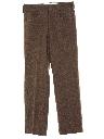Mens Mod Western Leisure Style Wool Pants