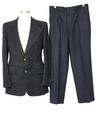 Mens Contrasting Combo Disco Suit