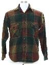 Mens Wool CPO Shirt Jacket