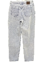 Womens Lee Stone Washed Slight Taper Cut Straight Leg Jeans Pants