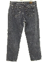Womens Lee Slight Taper Cut Straight Leg Jeans Pants