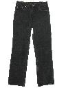 Womens Bootcut Flared Denim Jeans Pants