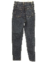 Womens/Girls Tapered Leg Denim Jeans Pants