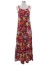 Womens/Girls Hippie Maxi Dress Dress