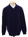 Mens Mod Cashmere Sweater