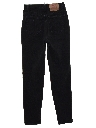 Womens High Waisted Levis 512 Slim Fit Straight Leg Denim Jeans Pants