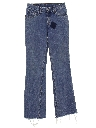 Womens Levis 517 Bootcut Flared Denim Jeans Pants