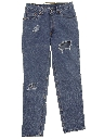 Womens Levis 512 Slim Fit Straight Leg Denim Jeans Pants