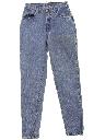 Womens Highwaisted Denim Mom Jeans Pants