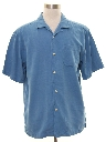 Mens Tommy Bahama Silk Sport Shirt