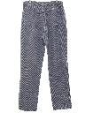Womens Totally 80s High Waisted Straight Leg Denim Jeans Pants