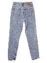 Womens Highwaisted Denim Mom Jeans Pants