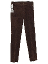 Mens Totally 80s Corduroy Pants