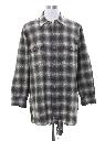 Mens Pendleton Wool Flannel Shirt