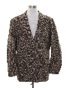 Mens Mod Pendleton Blazer Sport Coat Jacket