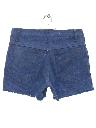 Womens Cut Off Denim Jeans Shorts