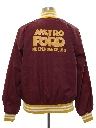 Mens Ford Baseball Jacket