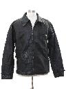 Mens Mod Leather Motorcycle Jacket