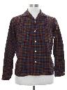 Unisex Wool Flannel Shirt