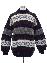 Mens Totally 80s Wool Sweater