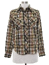 Womens/Girls Western Shirt
