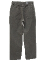 Womens Straight Leg High Waisted Denim Jeans Pants