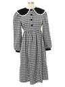 Womens School Teacher Style Dress