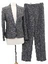 Womens Wool Suit