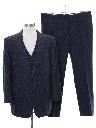 Mens Three Piece Suit