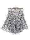 Womens Totally 80s Highwaisted Skirt