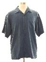 Mens Silk Rayon Tommy Bahama Sport Shirt