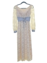 Womens/Girls Hippie Prom Or Cocktail Dress
