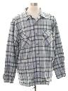 Mens Pendleton Flannel Board Shirt